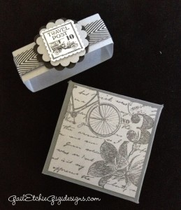 It's a Stampin' Up Party . . . Time to reserve your seat!