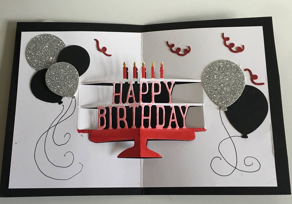 2016 Occasions Catalog Archives Gail Etchie For Gigi Designs – Happy Birthday Pop Up Cards