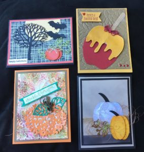 October Chicks and Chocolate, October class